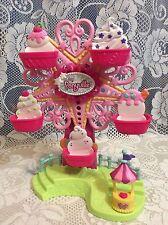 2007 Hasbro MLP My Little Pony Ponyville Sweet Sundae Ferris Wheel Lights Music