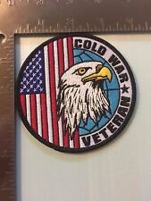US COLD WAR VETERAN PATCH