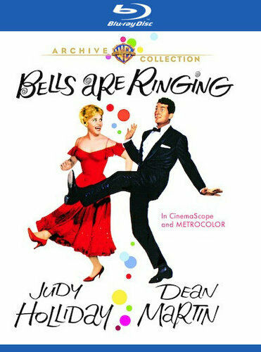 Bells are Ringing (1960) BLU-RAY NEW