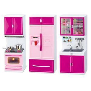 Toys For Girls Age 3 4 5 6 7 8 9 Years Old Kids Kitchen Chef Set Birthday Xmas Ebay