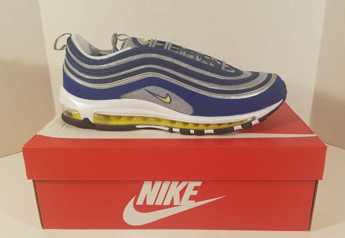 Nike Air Max 97  Atlantic bluee  921826-401 Neon Men Sizes