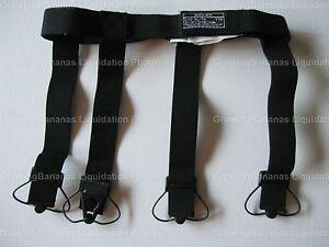 Image is loading Bauer-Senior-Ice-Hockey-Socks-Garter-Belt-SR-