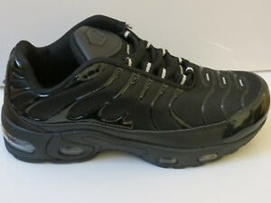 BOYS TOP QUALITY BLACK TRAINERS ( SIZE 13 ) SPORTS RUNNING SHOES ... b26373295