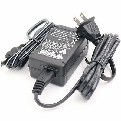 HZQDLN AC Adapter Charger for Sony Handycam DCR-PC9 DCR-PC100 DCR-PC101 DCR-PC105