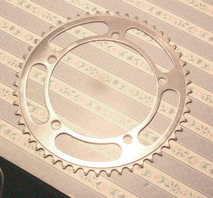 Vintage Cycle CAMPAGNOLO Nuovo-Record Road Chain Ring  52 tooth  we supply the best
