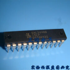 10pcs GAL20V8B GAL20V8B-15LP DIP-24 Lattice