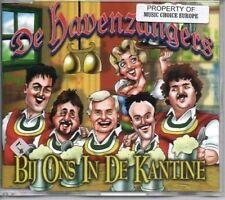(AK209) De Havenzungers, Bij Ons In De Kantine- 1998 CD