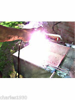 25 American Aluminum Welding Rod Usa Use Dc Welder