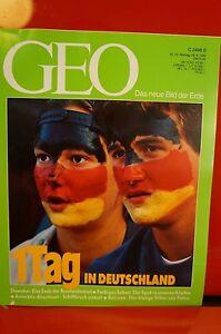 GEO-Das-neue-Bild-der-Erde-Nummer-10-1992-1-Tag-in-Deutschland
