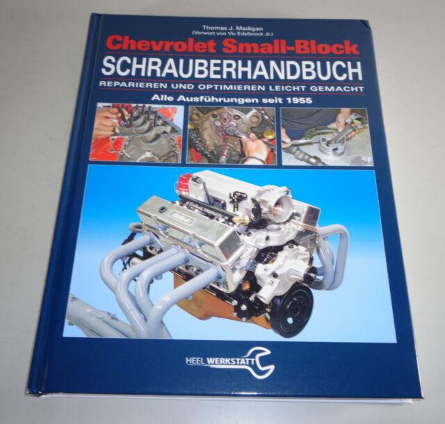Repair Manual Screwdriver Manual Chevrolet Small