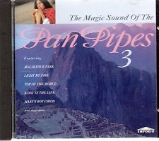 The Magic Sound Of The Pan Pipes 3 (14 track cd)