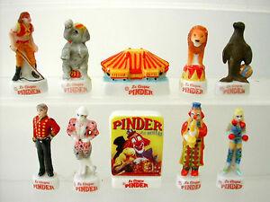 S rie de f ves 2006 perso le cirque pinder ii ebay - Ou acheter des feves ...