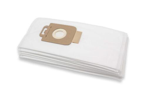 10x Sacchetto per aspirapolvere Micro-tessuto non tessuto per Nilfisk Extreme x200 NILFISK EXTREME x210