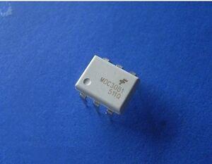 10PCS-original-DIP-6-MOC3081-Optoisolators-Transistor-Output-FAIRCHILD