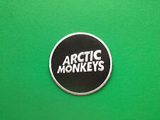 HEAVY METAL PUNK ROCK MUSIC FESTIVAL SEW ON / IRON ON PATCH:- ARCTIC MONKEYS (a)