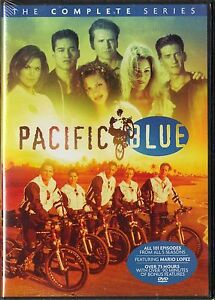 Pacific-Blue-The-Complete-Series-DVD-2012-19-Disc-Set-Mario-Lopez-NEW