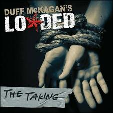DUFF MCKAGAN'S LOADED - The Taking CD