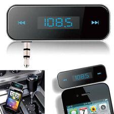 Car Wireless FM MP3 Radio Transmitter Handsfree for iPhone 7/6/5 iPod Samsung UK