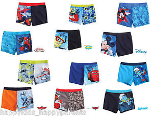 2 Pairs of Boys Swimming Shorts age 9-10 Years