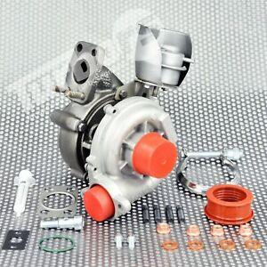 Turbocompresor citroen Citroën peugeot 1.6 HDI 80 kw 109ps 0375j8 0375j7