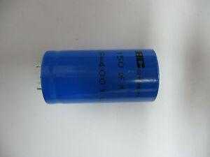 Condensateur 150MF 400V 105° RADIAL par 2