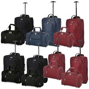 beaf661a34 Set Of 1 Or 2 Ryanair Hand Luggage 40x25x20 Holdall   55x35x20 Cabin ...