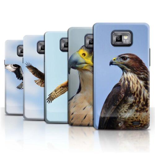Stuff 4 Nuevo Caso/Cubierta/Piel Para Samsung Galaxy S2/SII/Aves de presa