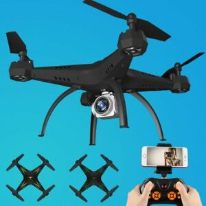 New KY501 Foldable Hover Wifi FPV Camera 2.4G 6-Axis RC Quadcopter Drone RC Toys
