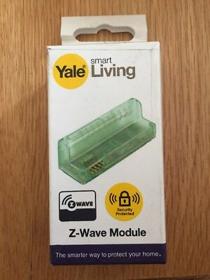 Yale smart Living Z wave Module Brand New Boxed Brand New Item