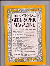 national geographic-DEC 1955-PETRA,ROSE-RED CITADEL OF BIBLICAL EDOM.