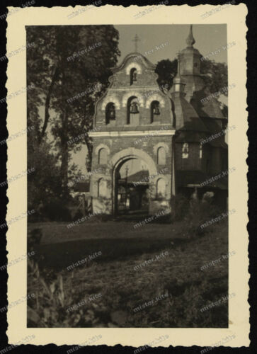 Foto-Holz-Kirche-Marcina-Karpatenvorland-Polen-Heeresgruppe Süd-Wehrmacht-3