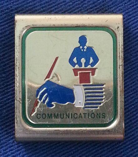 COMMUNICATIONS 1972~1989 BOY SCOUT SKILL AWARDS A01822