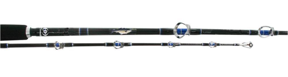 Dennett Valentia 6ft 15-40lb 2pce Stand-Up Boat Rod