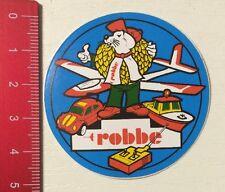Aufkleber/Sticker: Robbe Modellbau Modellsport (21041642)