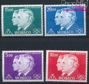 Monaco-1512-1515-postfrisch-1982-Flugpost-8940410