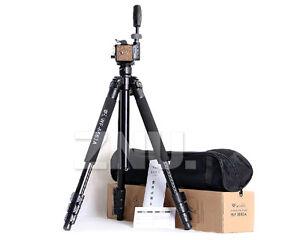 Fancier-FT-6663A-3-Way-Head-Bag-for-Canon-Nikon-SLR-DSLR-Camera-Tripod-UK