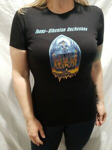 Trans-Siberian-Orchestra-Angel-T-shirt-Next-Level-Junior-039-s-Large