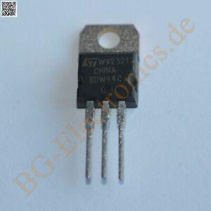 TIP121 Transistor NPN Darlington TO-220 80V 5A STM Rohs lot de 10