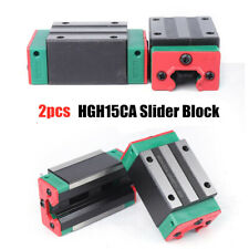 New Hgh15ca Carriage Block For Linear Guide Rail Hgr15 Cnc Engraving Router