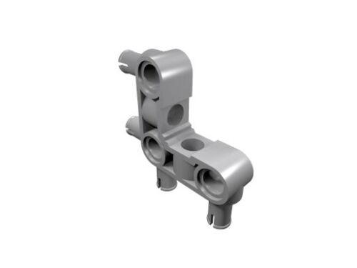 LEGO Technik Pin-Verbinder 3 x 3 mit 4 Pins 55615 neu 4 x hell-blaugrau