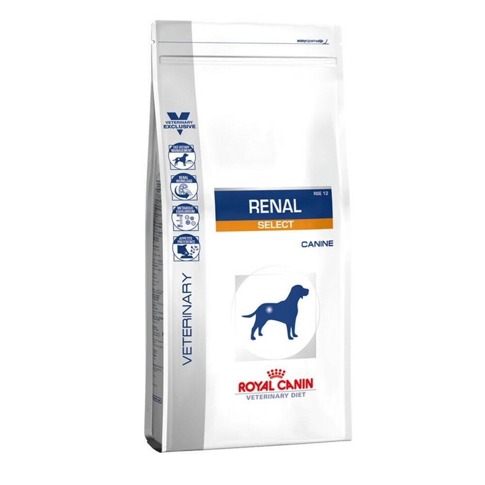 10kg ROYAL CANIN per via renale Select canine RSE 12 cane di bravam 3182550842648