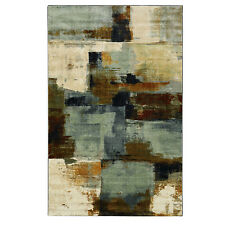 Mohawk Home Aurora Cool Abstraction Multi Area Rug (5' x 8')