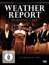 WEATHER REPORT - MORNING LAKE   DVD NEU
