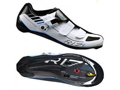 Avere Una Mente Inquisitrice Shimano R171-spd-sl Road-scarpe Ciclismo Bianco Uk 7 Eu 41 Em10 66 Salex-mostra Il Titolo Originale