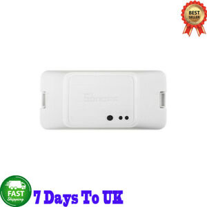 SONOFF-Basic-R3-Smart-WIFI-Switch-DIY-Home-Timer-Voice-APP-Remote-Control-Dubln