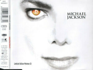 CD-MINIMAX-LIMITED-EDITION-MICHAEL-JACKSON-RARE-COLLECTOR-COMME-NEUF-1997
