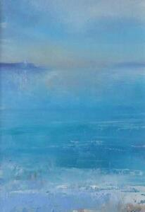 Beautiful-Amanda-Hoskin-Original-Oil-Painting-St-Ives-Cornwall-Cornish-Art