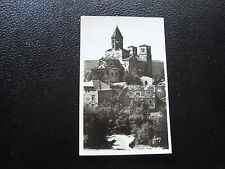 France Postcard - Saint-Nectaire (L Church) (cy22) French