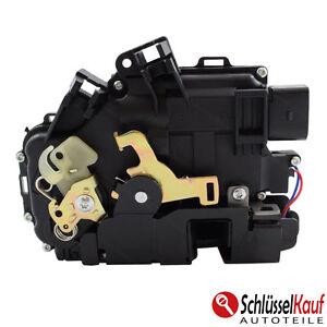 Tuerschloss-Vorne-Links-Audi-A6-4B-C5-97-05-Zentralverriegelung-4B1837015G-NEU