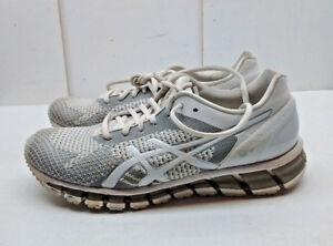 c9087cc35 Asics Gel Quantum 360 Women Gray Mesh Athletic Lace Sneaker Running ...